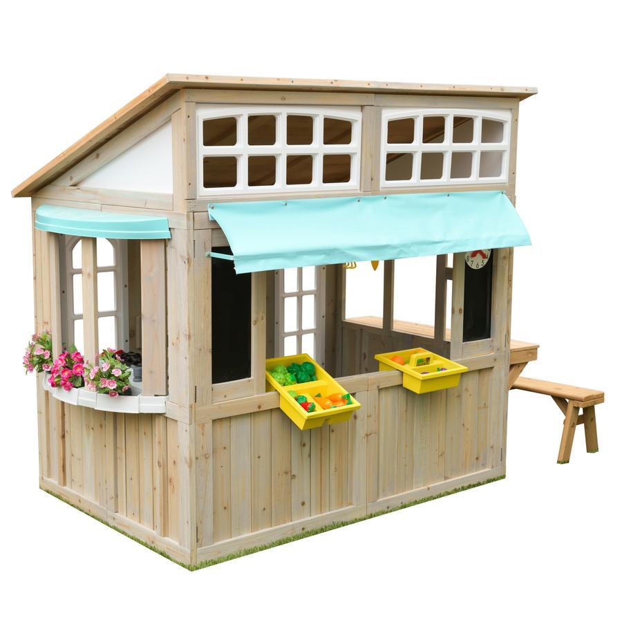 Kidkraft® Casetta da giardino Meadowlane Market