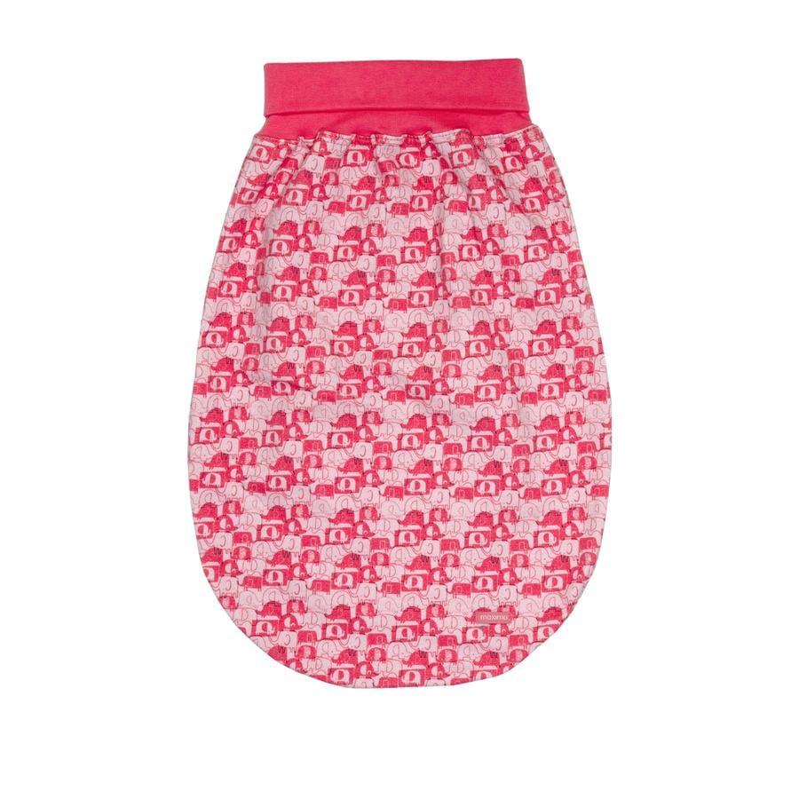 maxi mo rugzakje Jersey olifanten azalee-blass-blass-olifanten rosa