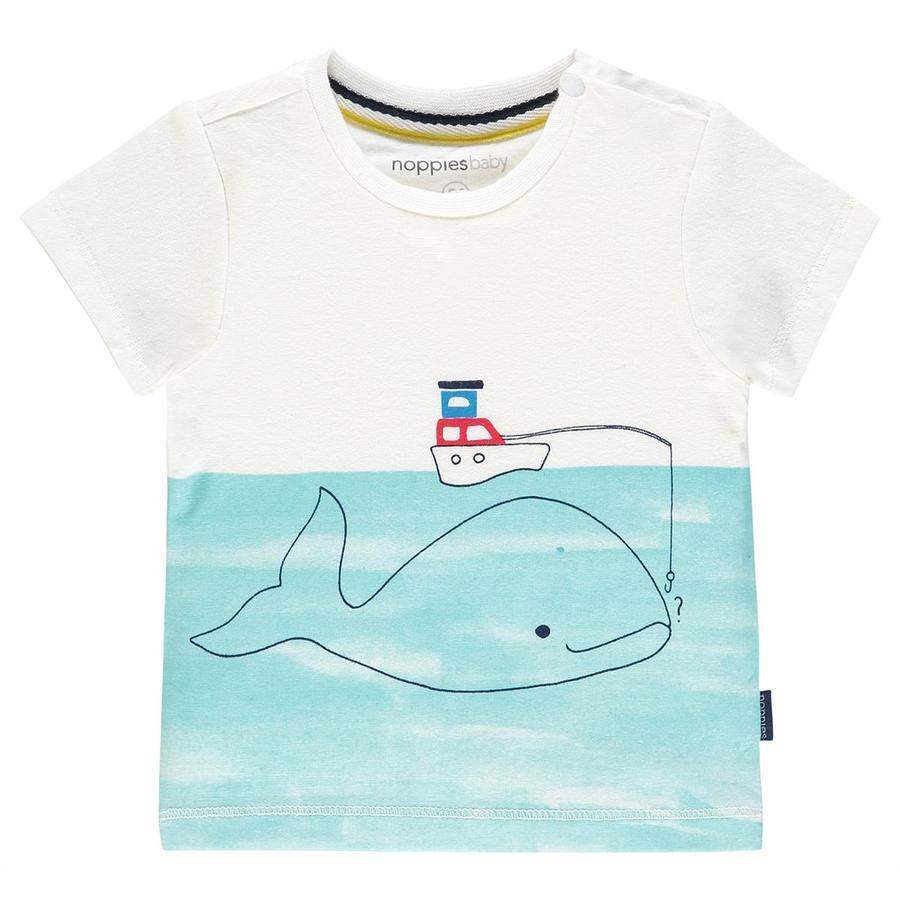 noppies T-shirt Raton Blanc de Blanc