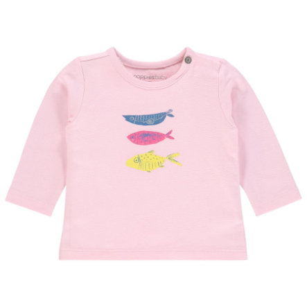 noppies Chemise manches longues Rogers Flamingo