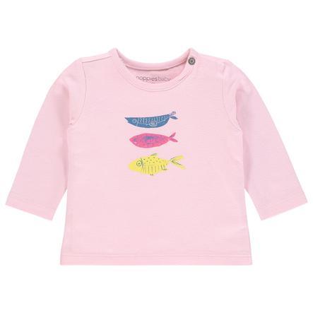 noppies Koszula z długim rękawem Rogers Flamingo