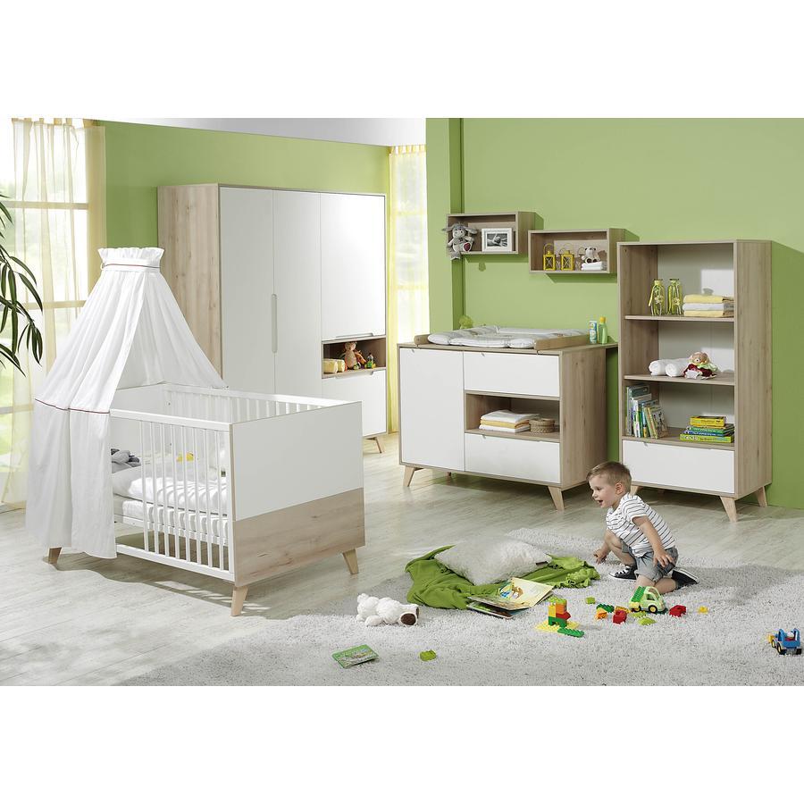 geuther Kinderzimmer Mette 4-türig