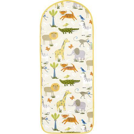 odenwälder Auflage für Kinderwagen, Buggy und Wanne Dschungel