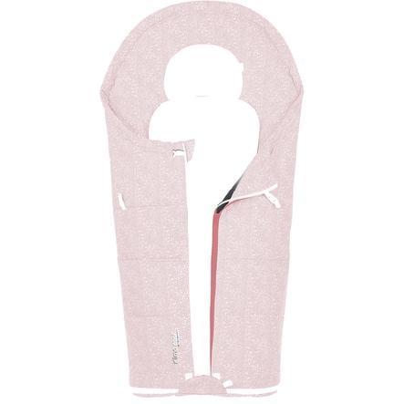 odenwälder Letni śpiworek Klimo-cool, New Woven candy pink