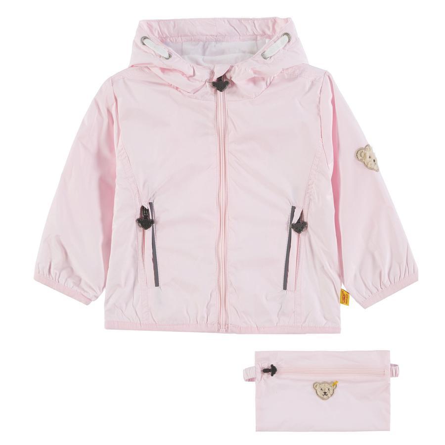 Steiff Girls Anorak, rosa