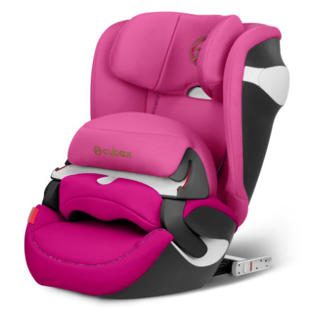 cybex GOLD Kindersitz Juno M-fix Fancy Pink-purple