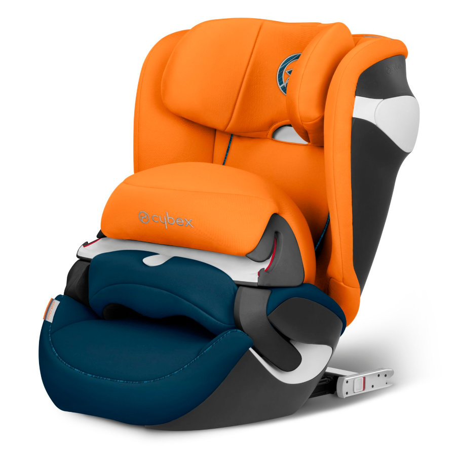 cybex Juno M-fix Tropical Blue 2019