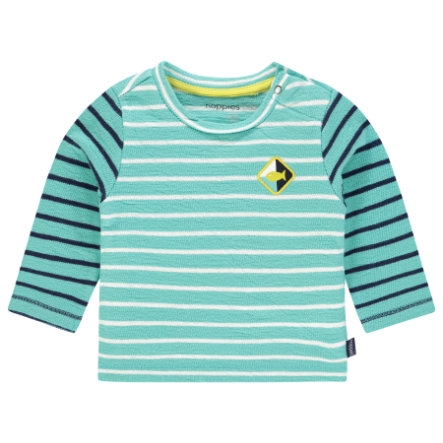noppies Langarmshirt Riverbank Aqua Splash
