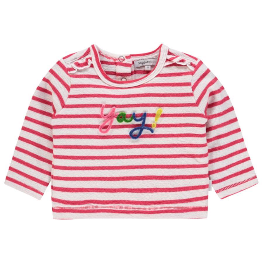 noppies Koszula z długim rękawem Rosamond jasno czerwony
