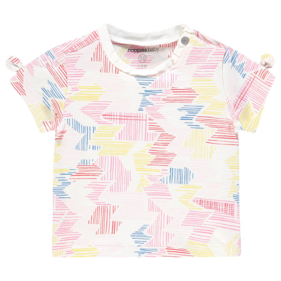 noppies T-shirt Flamingo romskie