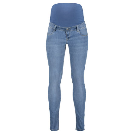 noppies Maternity jeans Skinny Avi åldrad blå