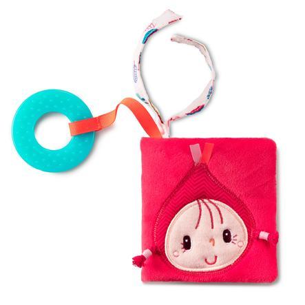 Lilliputiens Libro de juegos con anillo de dentición  - Caperucita roja