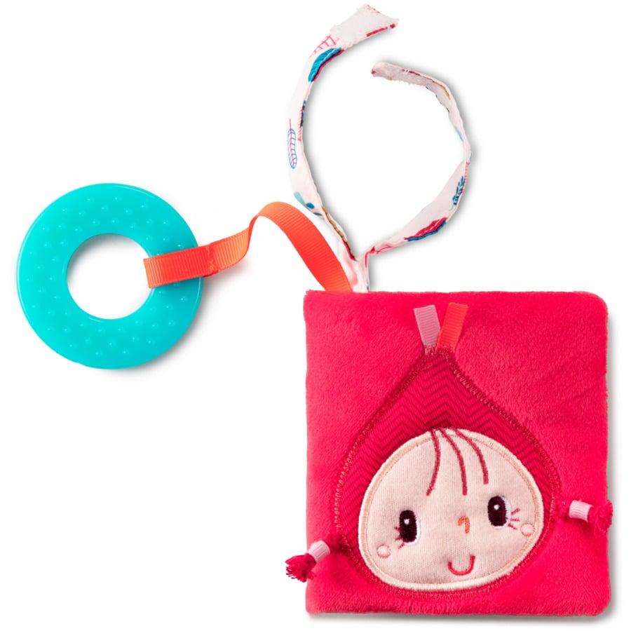 Lilliputiens Speelboek met bijtring Roodkapje
