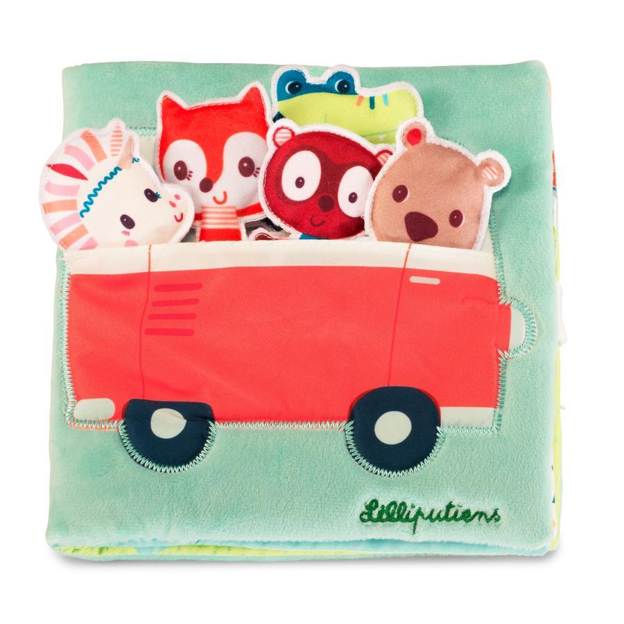 Lilliputia's Speelboek Louise en haar vrienden