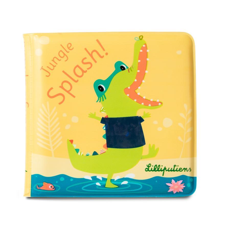 Lilliputiens Livre de bain magique Anatole splash