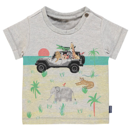 noppies T-shirt Sausolito gris claro