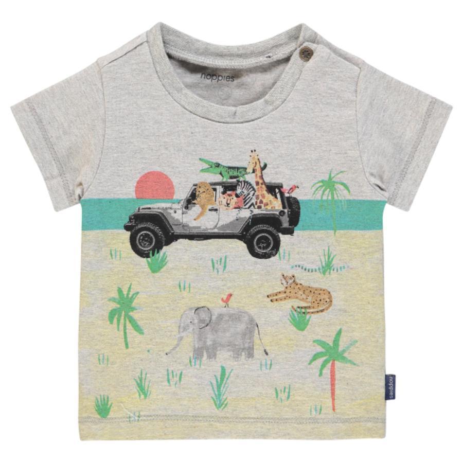 noppies T-shirt Sausolito ljusgrå