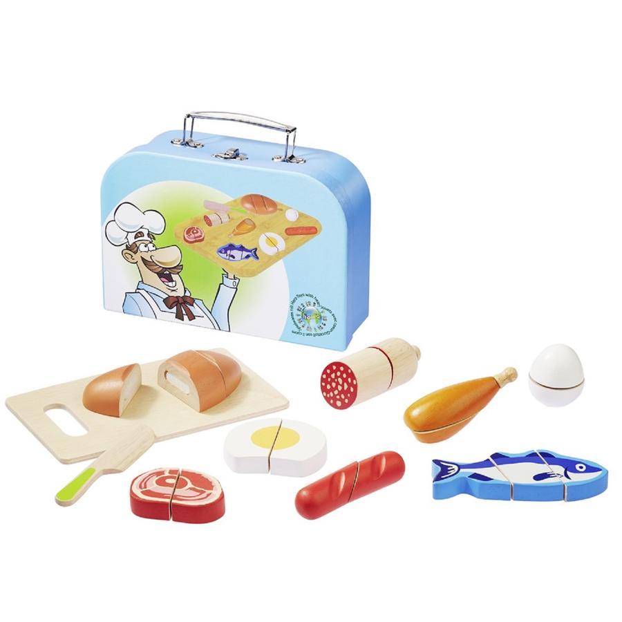 howa® Snijpakket Vlees en Vis in koffer