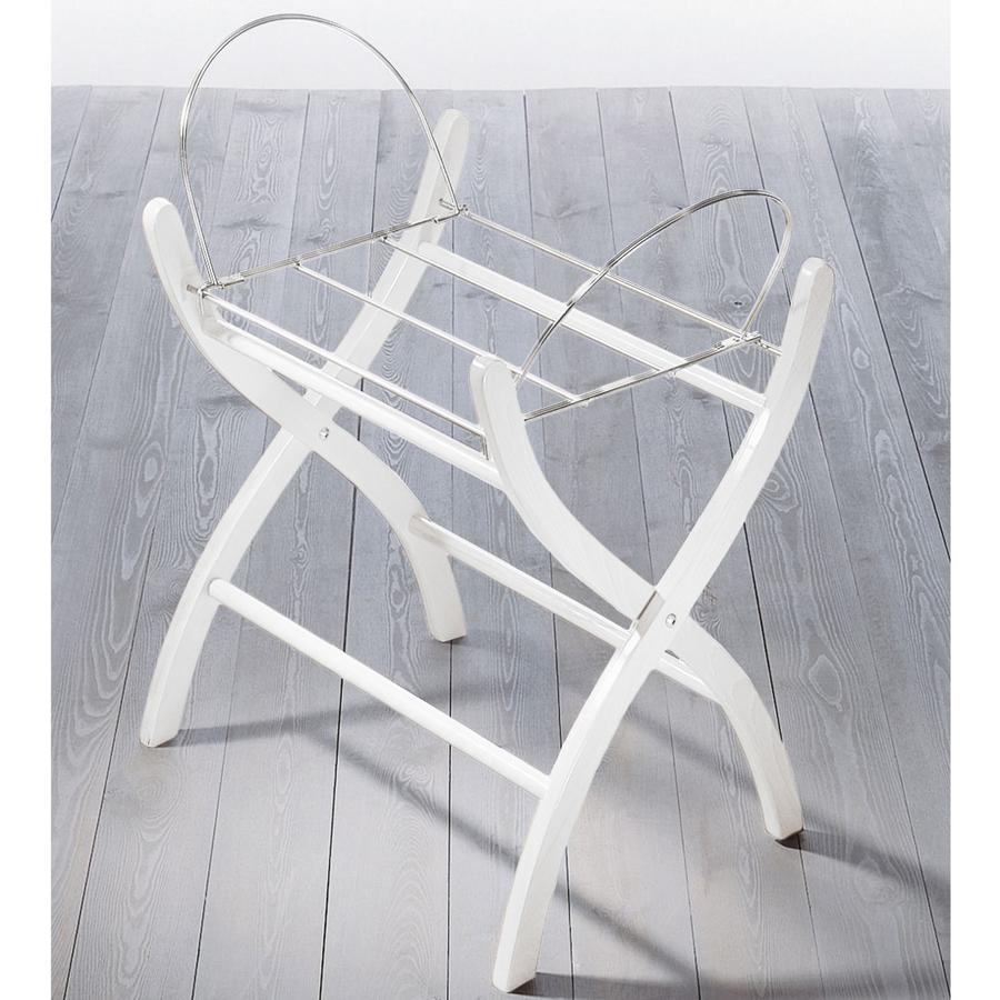 LEIPOLD Wieg standaard voor draagwieg, wit