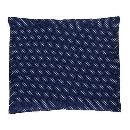 Ullenboom Baby-Kopfkissenbezug Blau 35 x 40 cm