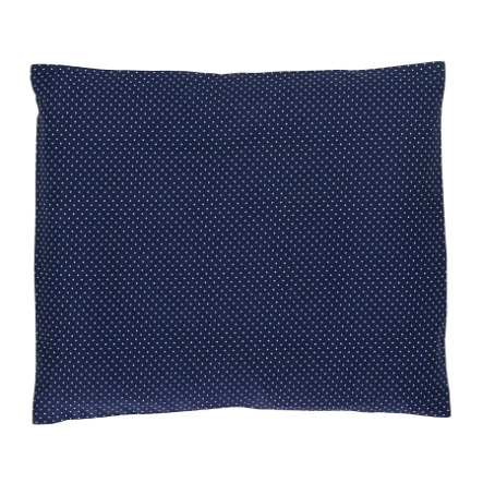 Ullenboom Baby polštář modrý 35 x 40 cm