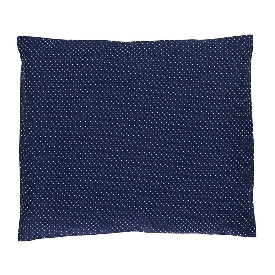 Ullenboom Baby kussensloop blauw 35 x 40 cm