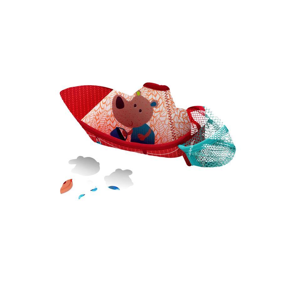 Lilliputiens Fiskebåt - badeglede