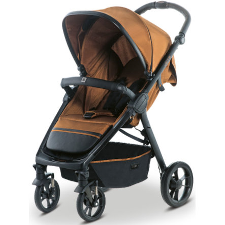 MOON Sportwagen JET - R City fox/nylon stripe
