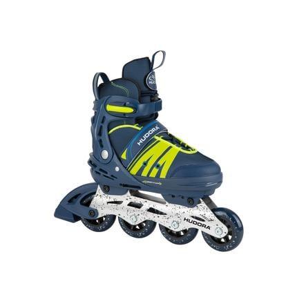 HUDORA Inline Skates Comfort, dypblå Gr. 35-40