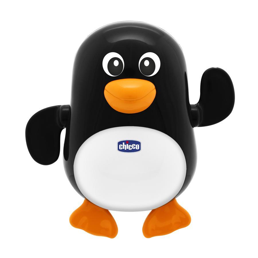 chicco Pinguino nuota e schizza