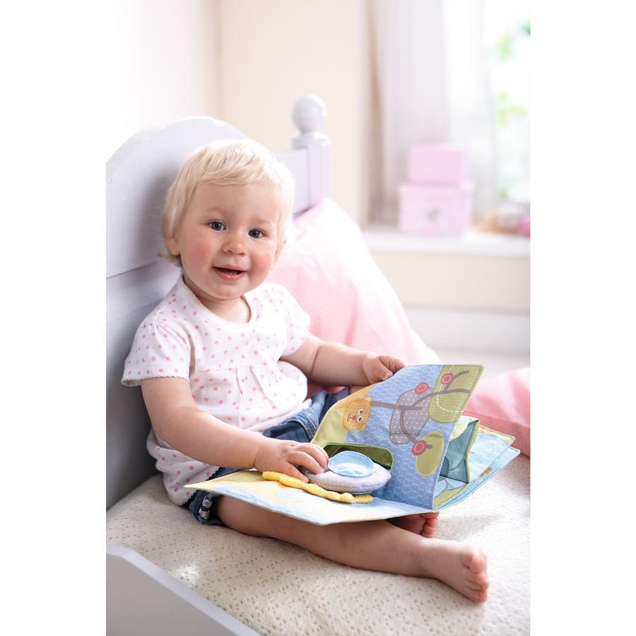 HABA Cloth Book Elephant Egon 300146