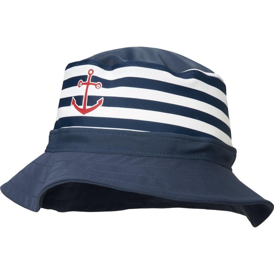 Playshoes UV-beskyttelse Fischerhut Maritim