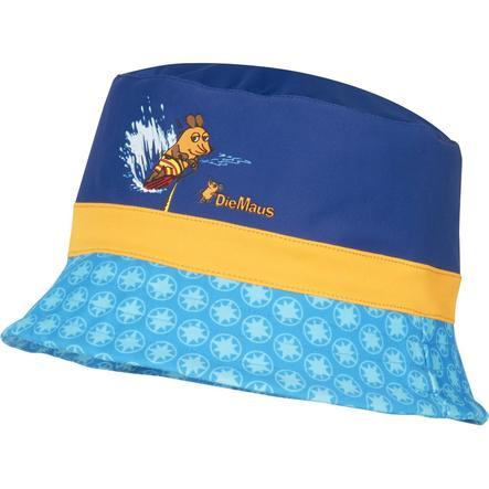 Playshoes Protección UV Sombrero de pescador El ratón azul marino
