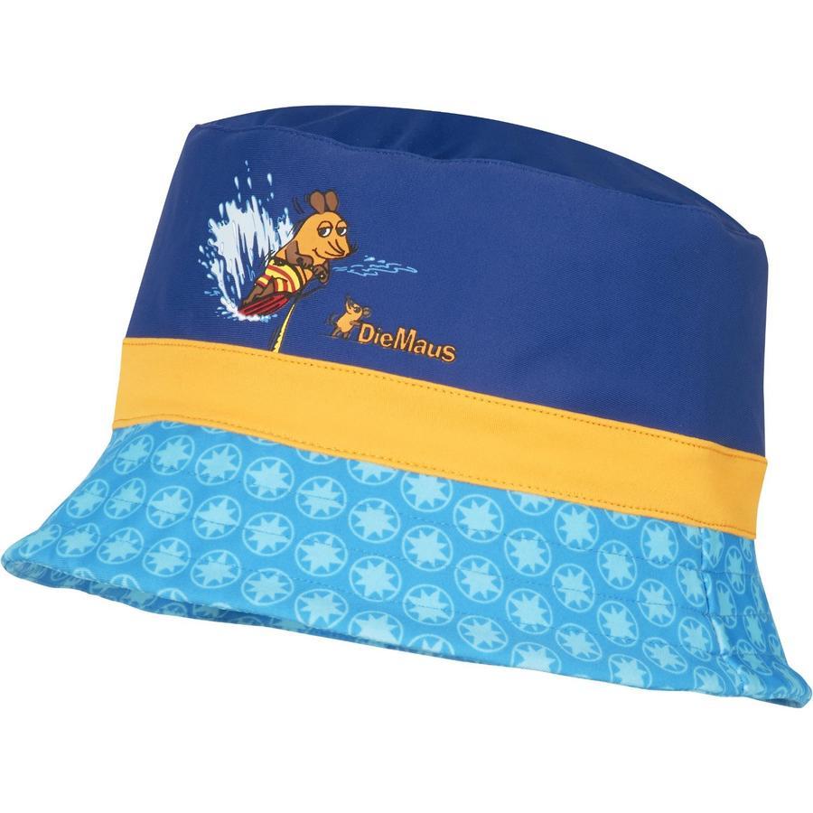 Playshoes Protection UV Bonnet de pêcheur La marine de la souris