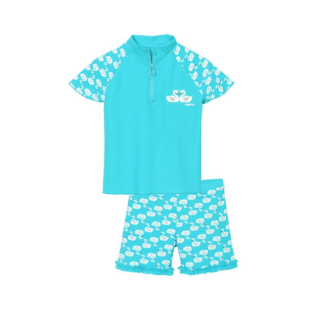 Playshoes Ensemble bain anti-UV enfant cygnes