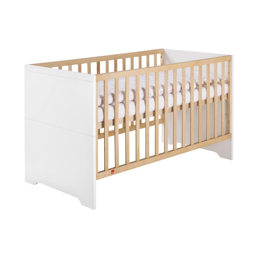 Schardt Kombi-Kinderbett Coco White