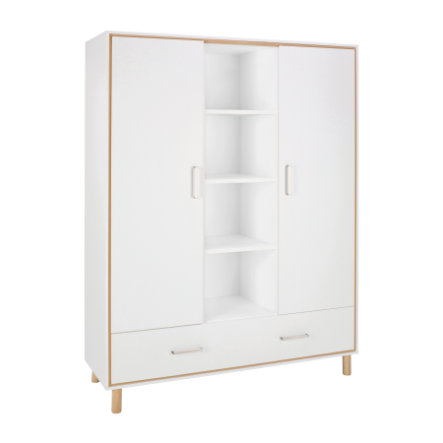Schardt wardrobe Coco 2 White door