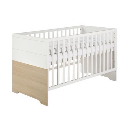 Schardt Kombi-Kinderbett Slide Oak