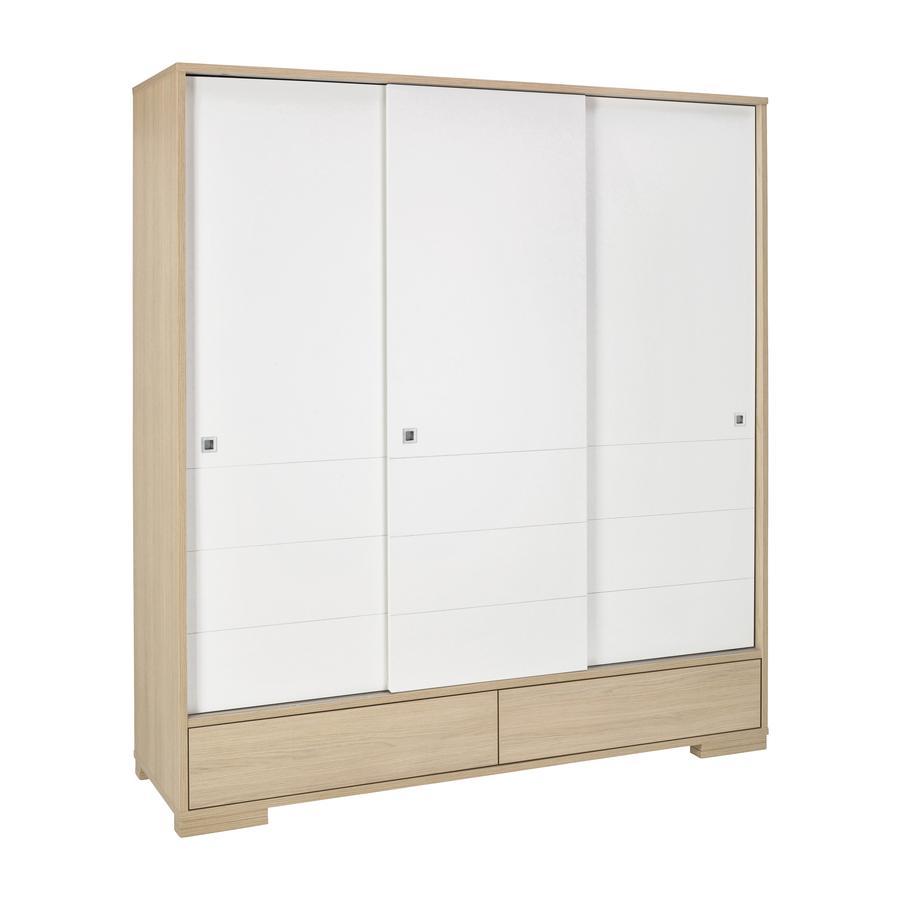 Schardt šatní skříň Slide Oak třídveřová