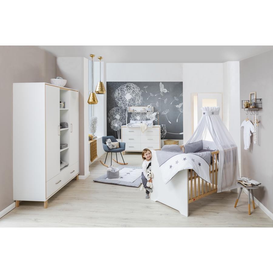 Schardt Kinderzimmer Coco White 2-türig