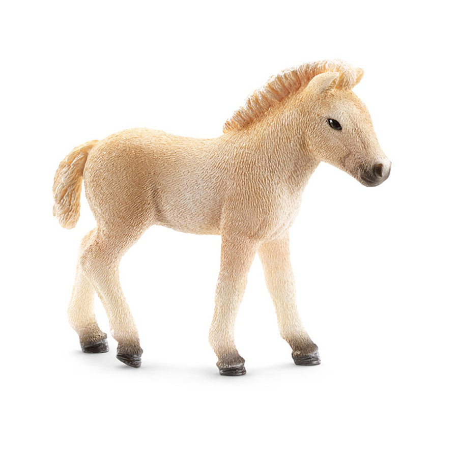 SCHLEICH Fjord Horse Foal 13755