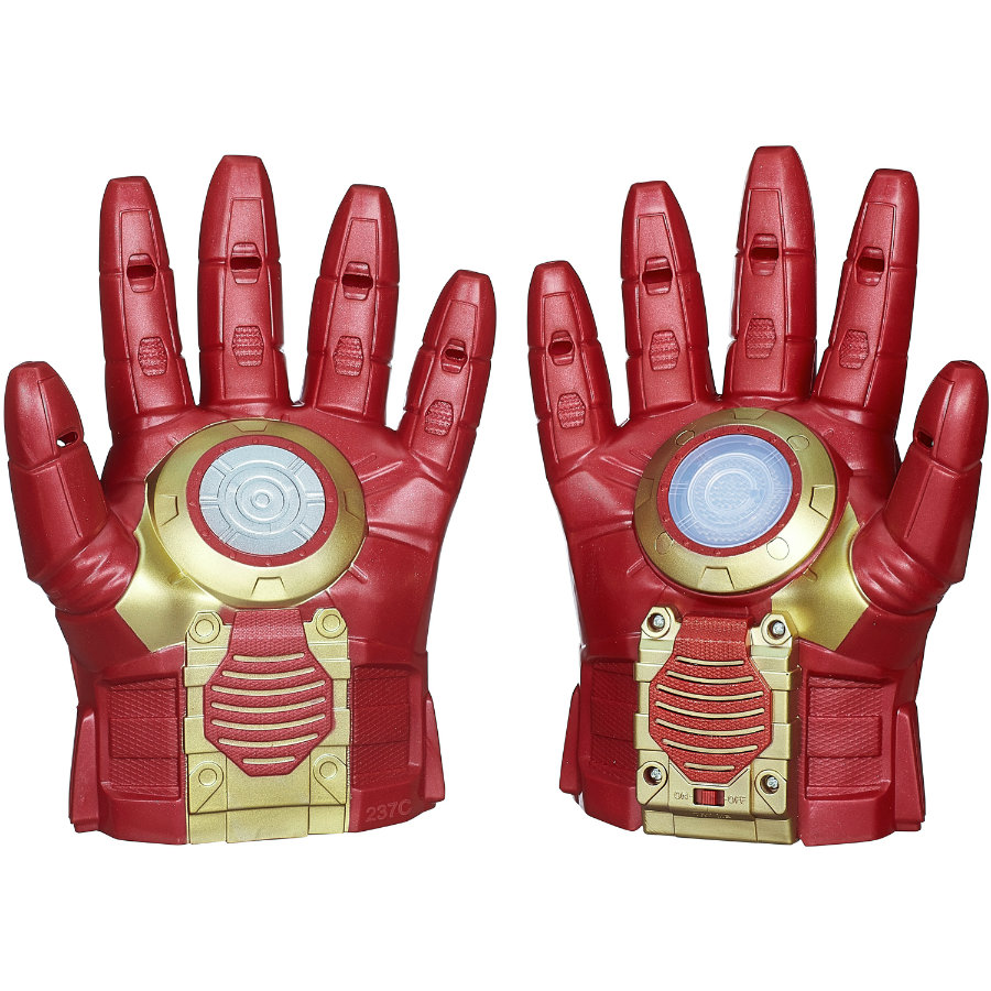 HASBRO The Avengers, Age of Ultron - Gants d'Iron Man Arc Effect