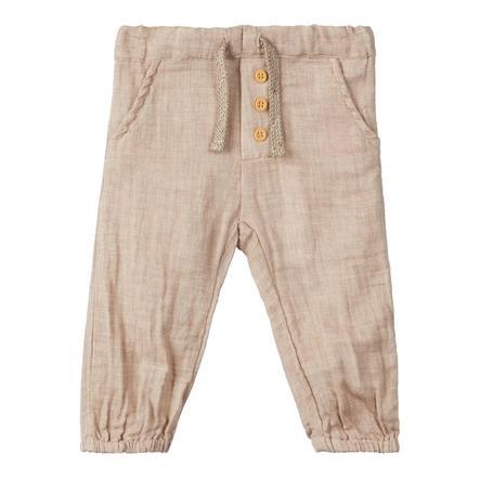 name it Boys Atmosfera spodni z sznurkiem przeciągowym.