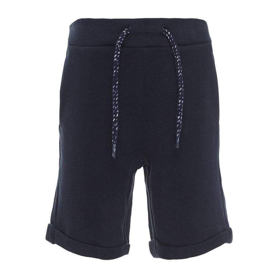 name it Boys NMMVASSE Sweat shorts dark sapphire