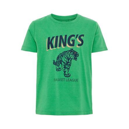 name it Boys T-Shirt Lucentezza Verde Vagno