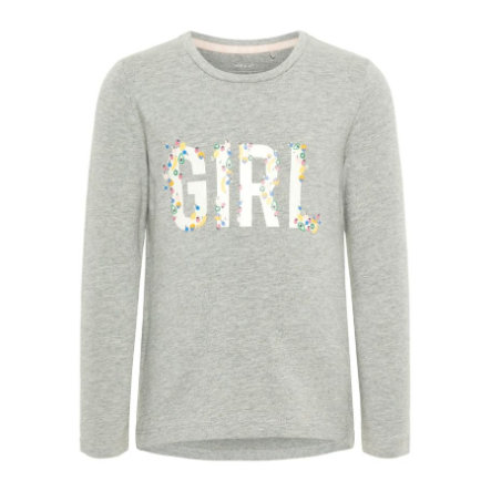 name it Girl Camicia manica lunga Debitte Grey Melange Grigio Melange