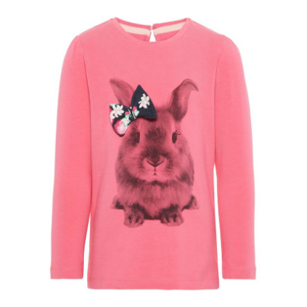 name it Girls Langærmet skjorte med lange ærmer Debappa Camellia Rose