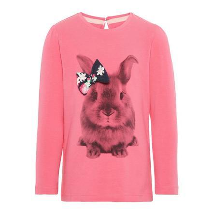 name it Girls Langermet skjorte Debappa Camellia Rose