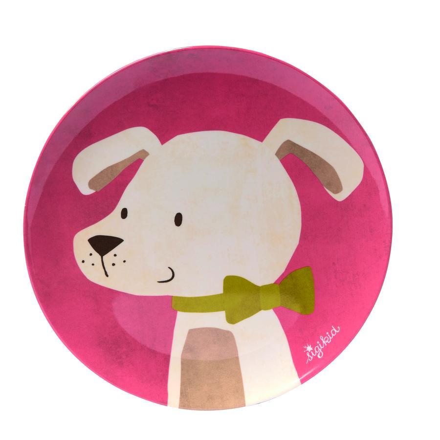 sigikid® Melamin-Teller Hund