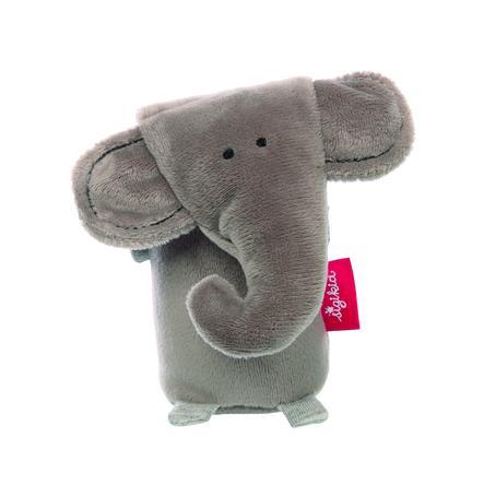 sigikid® Stabquietsche Elefant, Baby Urban Edition